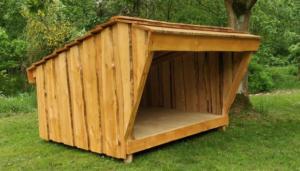 Shelter Nordic Kalmar brædder model Ise
