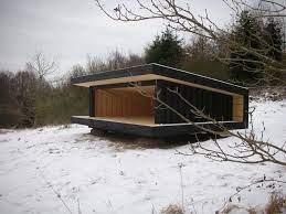 Arkitekttegnet shelter Odin